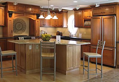 Superior Showroom At Kitchen Views At National Lumber, Berlin, MA