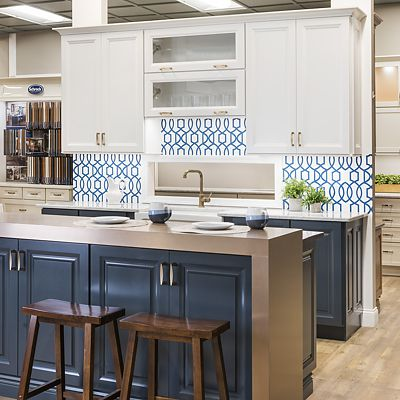 Kitchen Design Showrooms | Cabinet Showrooms | MA, CT, RI